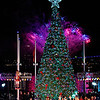 Jacksonvile FL 26th Annual Tree Lighting @ the Landing :