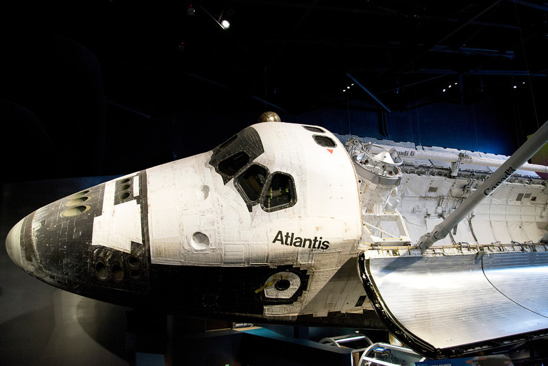 "Atlantis The Final Mission ""Return Home STS 135"""